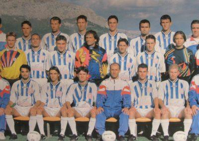 Momcad Splita u sezoni 1997-98