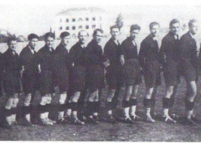 Nogometasi Splita 30-ih godina