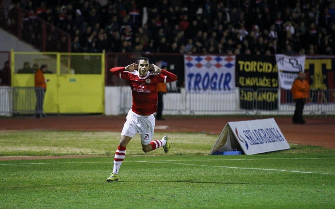 Ivan Pešić: Volio bih u nastavku zabiti barem još pet golova, ali da svi budu u prvenstvu