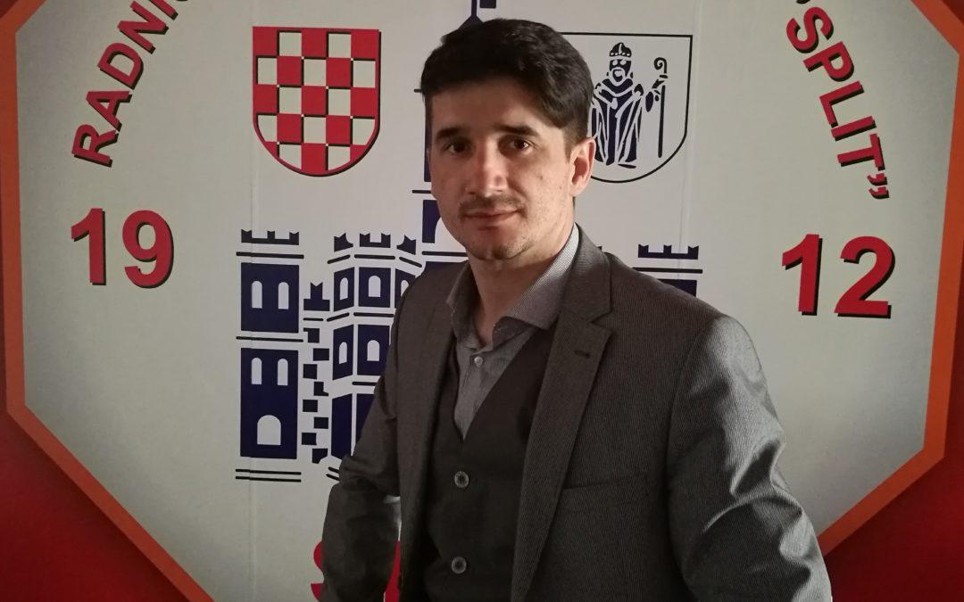 Branimir Jonjić novi glasnogovornik RNK Splita