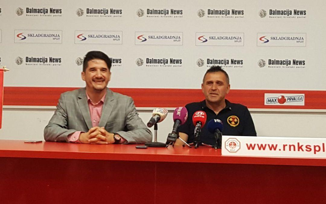 Akrapović: Idemo osjetiti slast pobjede u zadnjem kolu