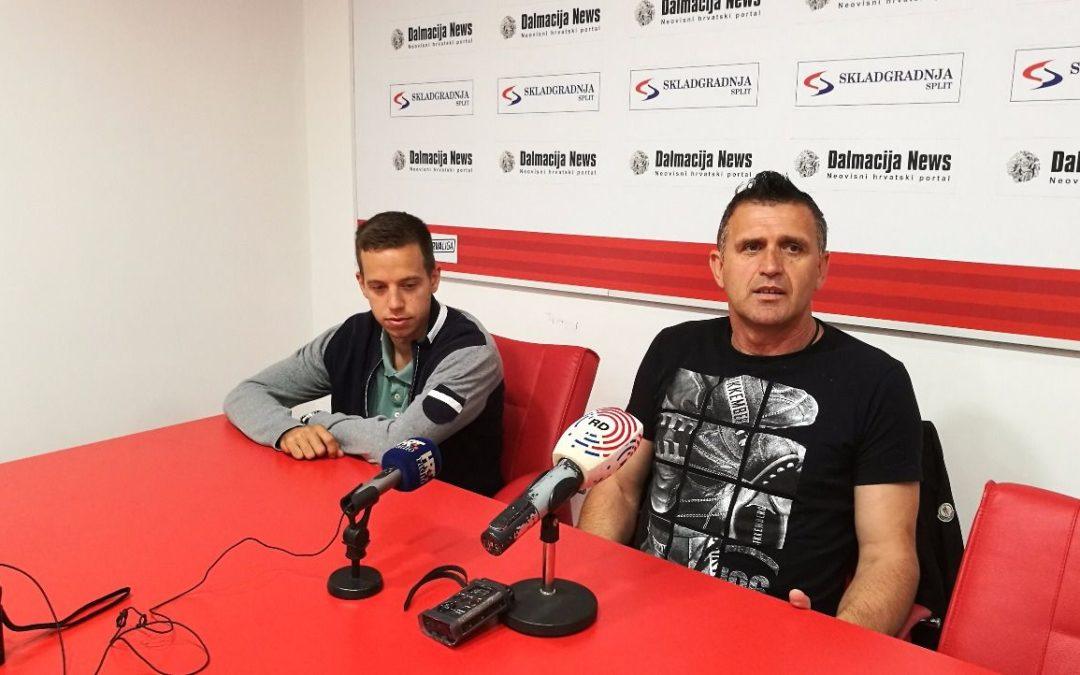 Akrapović i Pavlovski ususret jednoj od najvažnijih utakmica sezone