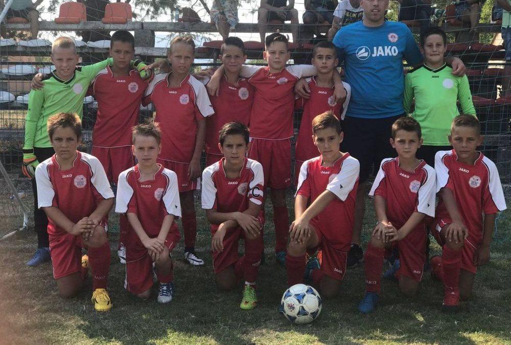 Splitove mlade nade osvojile drugo mjesto na turniru u Glavicama