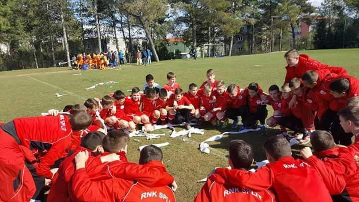 Omladinska škola RNK Splita vrši upis članova