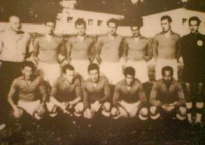 Momcad Splita u sezoni 1960-61
