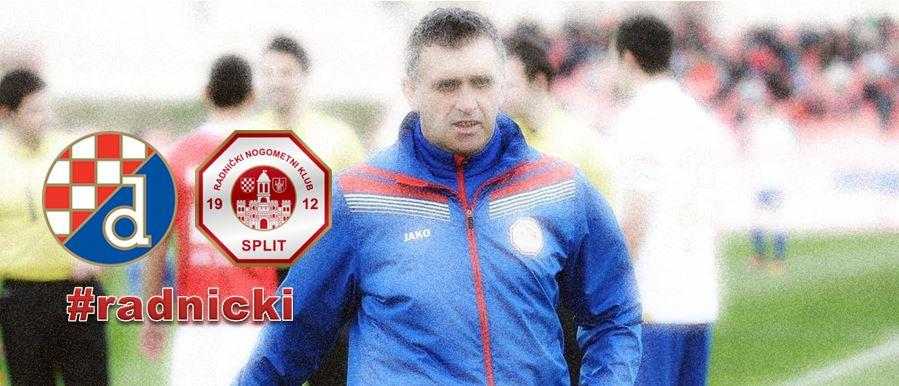 Akrapović: Dinamo je apsolutni favorit, ali morat će se dobro oznojiti da to potvrde na terenu