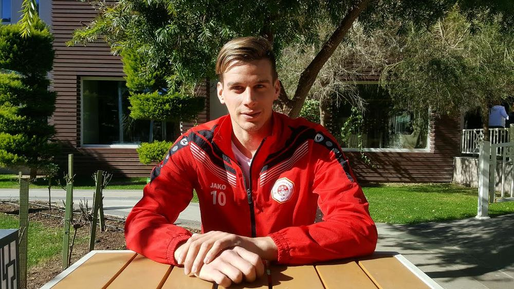 Splitov Torres: Želio sam igrati prvu ligu, sada moram opravdati povjerenje