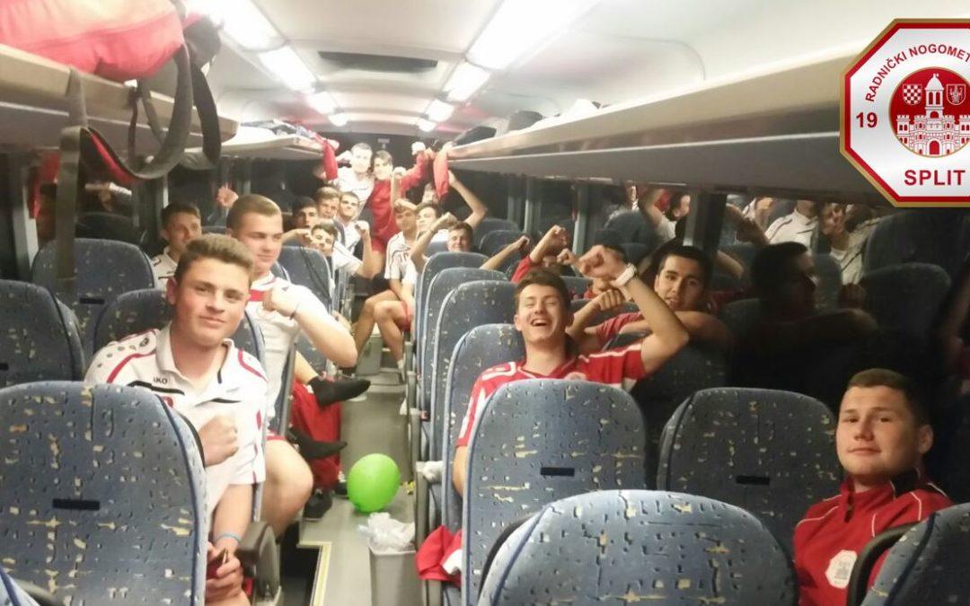 Fantastični kadeti RNK Splita za prolaz u polufinale Kupa