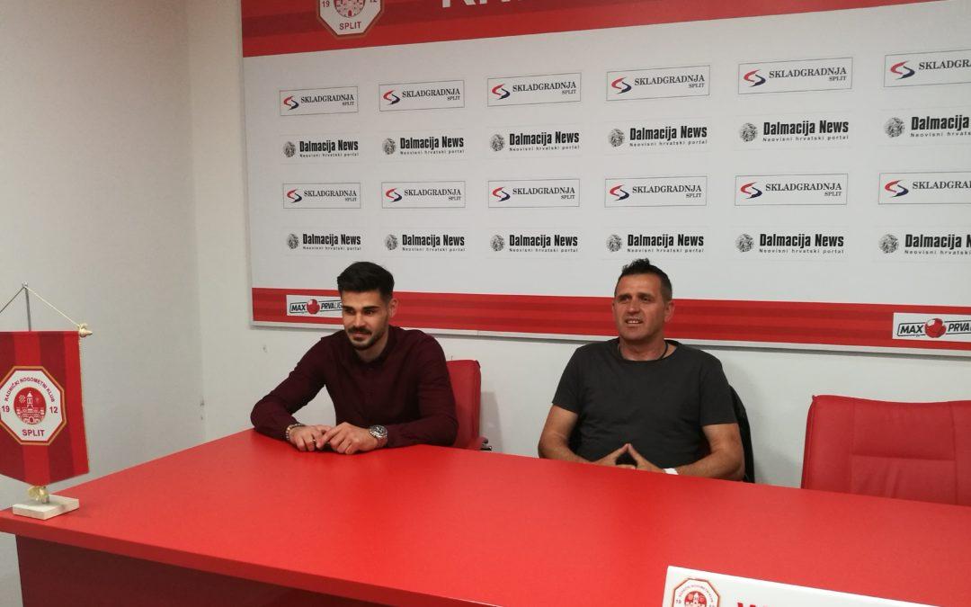 Akrapović i Perković ususret dolasku aktualnog prvaka na Park mladeži