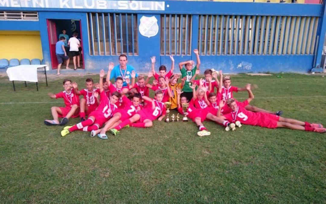 Mladi Splitovci dominiraju terenom: Osvojili turnire u Glavicama i Solinu